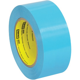 3M 8898 Poly Strapping Tape 2 inch x 60 yard (24 Roll/Pack)