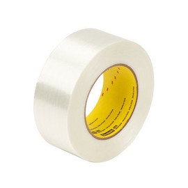 3M 893 Strapping Tape 2 inch x 60 yard (24 Roll/Pack)
