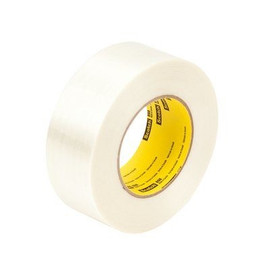3M 898 Strapping Tape 2 inch x 60 yard (24 Roll/Pack)