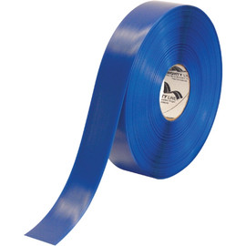 Mighty Line&#8482 Deluxe Safety Tape Blue 2 inch x 100 ft