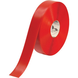 Mighty Line&#8482 Deluxe Safety Tape Red 2 inch x 100 ft