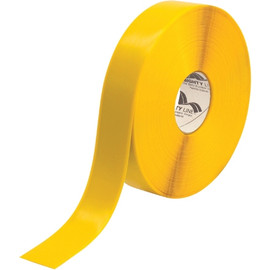 Mighty Line&#8482 Deluxe Safety Tape Yellow 2 inch x 100 ft