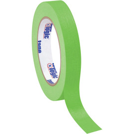 Tape Logic Masking Tape Light Green 3/4 inch x 60 yard Roll (12 Roll/Pack)