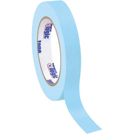 Tape Logic Masking Tape Light Blue 3/4 inch x 60 yard Roll (48 Roll/Pack)