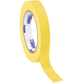Tape Logic Masking Tape Yellow 3/4 inch x 60 yard Roll (48 Roll/Pack)