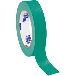 Tape Logic Masking Tape Dark Green 1 inch x 60 yard Roll (36 Roll/Pack)