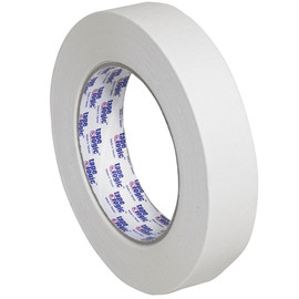 Tape Logic 2400 Masking Tape 1 inch x 60 yard Roll (12 Roll/Pack)