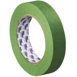 Tape Logic 3200 Green Painter fts Tape 1 inch x 60 yard (36 Roll/Pack)