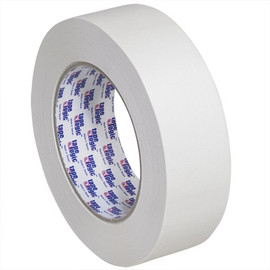 Tape Logic 2400 Masking Tape 1 1/2 inch x 60 yard Roll (12 Roll/Pack)