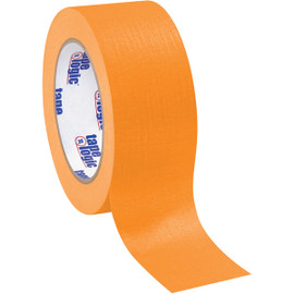 Tape Logic Masking Tape Orange 2 inch x 60 yard Roll (12 Roll/Pack)
