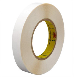 3M 9579 Double Sided Film Tape 1/2 inch x 36 yard Roll (72 Roll/Pack)