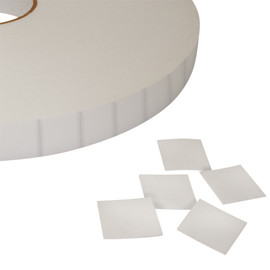 Tape Logic 1/16 inch Double Sided Foam Squares 1/2 inch x 1/2 inch (1296 Squares)