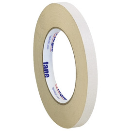 Tape Logic Double Sided Masking Tape 1/2 inch x 36 yard Roll (72 Roll/Pack)