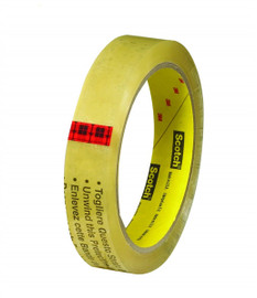 Scotch 665 Double Sided Tape 1/2 inch x 36 yard (12 Roll/Pack)
