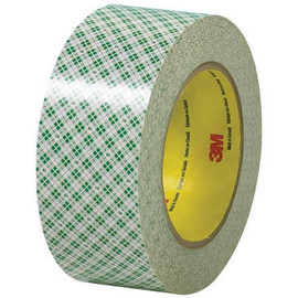 3M 410M Double Sided Masking Tape 2 inch x 36 yard Roll (24 Roll/Pack)