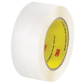 3M 444 Permanent Double Sided Film Tape 2 inch x 36 yard Roll (24 Roll/Pack)