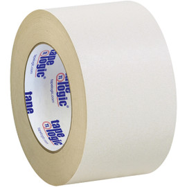 Tape Logic Double Sided Masking Tape 3 inch x 36 yard Roll (16 Roll/Pack)