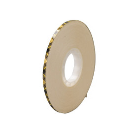 Adhesive Transfer Tape 3M 908 1/4 inch x 36 yard Roll (72 Roll/Pack)
