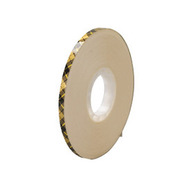 Adhesive Transfer Tape 3M 908 1/2 inch x 36 yard Roll (72 Roll/Pack)