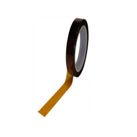 Kapton® Tape 1 Mil 3/4 inch x 36 yard Roll