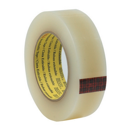 """3M 8884 Stretchable Tape 1 1/2"""" x 60 yard (24 Roll/Case)"""