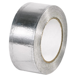 Industrial Aluminum Foil Tape 2 inch x 60 yard Roll (24 Roll/Pack)
