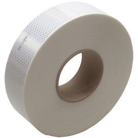 White 3M 983 Reflective Tape 2 inch x 150 ft Roll