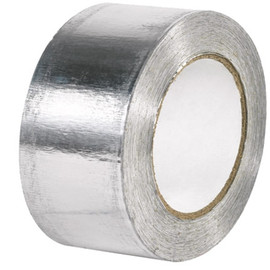 Industrial Aluminum Foil Tape 3 inch x 60 yard Roll (12 Roll/Pack)