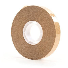 Adhesive Transfer Tape 3M 987 1/2 inch x 60 yard Roll (72 Roll/Pack)
