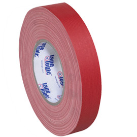 Tape Logic 11 Mil Gaffers Tape Red 1 inch x 60 yard Roll (48 Roll/Pack)
