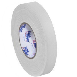 Tape Logic 11 Mil Gaffers Tape White 1 inch x 60 yard Roll (48 Roll/Pack)