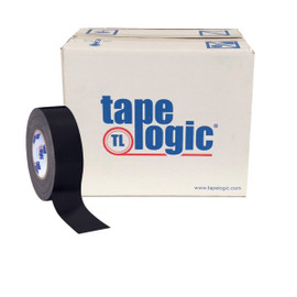 Tape Logic Black Duct Tape 2 inch x 60 yard Roll (24 Roll/Pack)