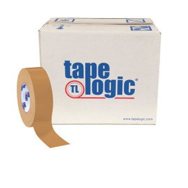 Tape Logic Beige Duct Tape 2 inch x 60 yard Roll (24 Roll/Pack)