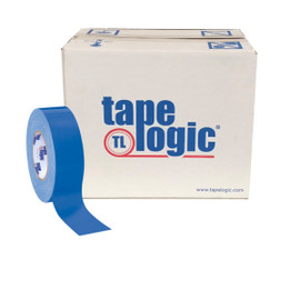 Tape Logic Blue Duct Tape 2 inch x 60 yard Roll (24 Roll/Pack)