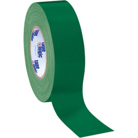Tape Logic Green Duct Tape 2 inch x 60 yard Roll (3 Pack)