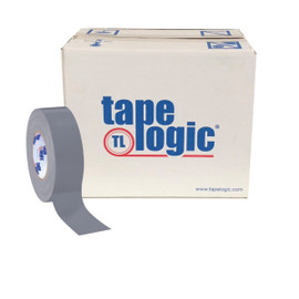 Tape Logic Silver Duct Tape 2 inch x 60 yard Roll (24 Roll/Pack)