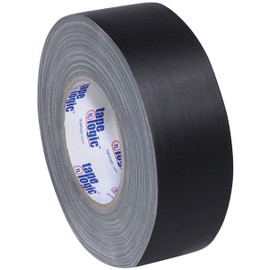 Tape Logic 11 Mil Gaffers Tape Black 2 inch x 60 yard Roll (24 Roll/Pack)