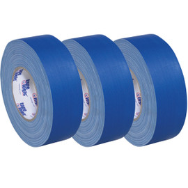 Tape Logic 11 Mil Gaffers Tape Blue 2 inch x 60 yard Roll (3 Pack)