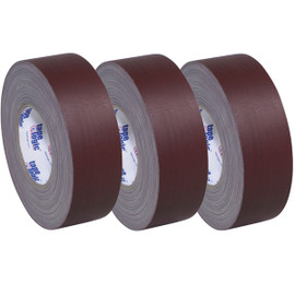 Tape Logic 11 Mil Gaffers Tape Brown 2 inch x 60 yard Roll (3 Pack)