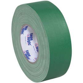 Tape Logic 11 Mil Gaffers Tape Green 2 inch x 60 yard Roll (24 Roll/Pack)