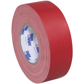 Tape Logic 11 Mil Gaffers Tape Red 2 inch x 60 yard Roll (24 Roll/Pack)