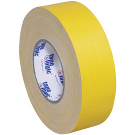 Tape Logic 11 Mil Gaffers Tape Yellow 2 inch x 60 yard Roll (24 Roll/Pack)