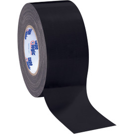 Tape Logic Black Duct Tape 3 inch x 60 yard Roll (3 Pack)