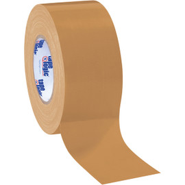 Tape Logic Beige Duct Tape 3 inch x 60 yard Roll (16 Roll/Pack)