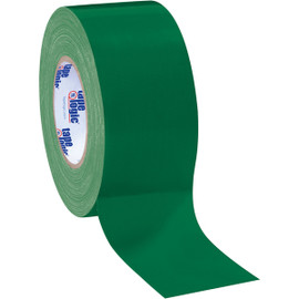 Tape Logic Green Duct Tape 3 inch x 60 yard Roll (3 Pack)