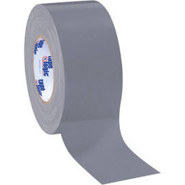 Tape Logic Silver Duct Tape 3 inch x 60 yard Roll (16 Roll/Pack)