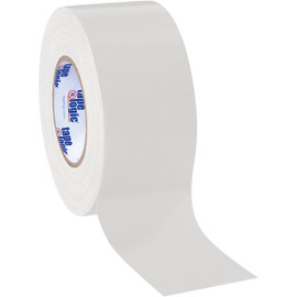 Tape Logic White Duct Tape 3 inch x 60 yard Roll (3 Pack)