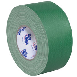 Tape Logic 11 Mil Gaffers Tape Green 3 inch x 60 yard Roll (16 Roll/Pack)