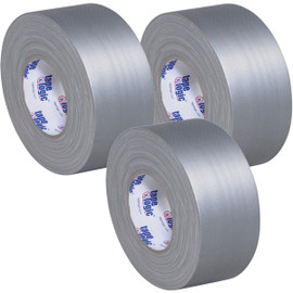 Tape Logic 11 Mil Gaffers Tape Gray 3 inch x 60 yard Roll (3 Pack)