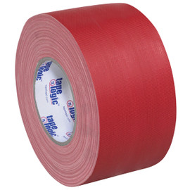 Tape Logic 11 Mil Gaffers Tape Red 3 inch x 60 yard Roll (16 Roll/Pack)
